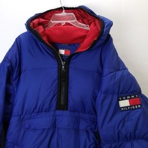 TOMMY HILFIGER MEN'S PUFFER JACKET